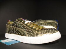 PUMA CLYDE x UNDFTD GAMETIME PROMO UNDEFEATED GOLD RED WHITE BLUE 354273-01 11