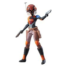 "11"" STAR WARS FORCES OF DESTINY SABINE WREN ACTION FIGURE BARBIE DOLL SW REBELS"