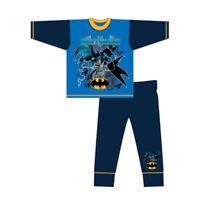 Batman Pyjamas. Ages 4-5, 5-6, 7-8 and 9-10 Years