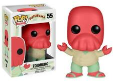 Futurama POP! Animation Vinyl figurine Zoidberg 9 cm RED Funko figure 55
