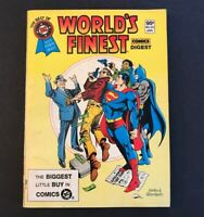 The Best of DC Blue Ribbon Digest - #20 - World's Finest - 1982