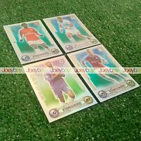 COMPLETE YOUR 08/09 MATCH ATTAX EXTRA COLLECTION ALL FULL SETS CARDS 2008 2009