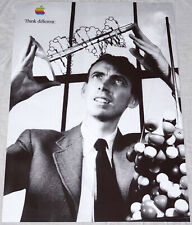 """APPLE Think different JAMES WATSON poster approx. 28""""/20"""" mint rolled shipping"""