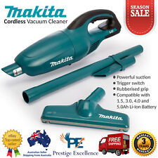 Makita Cordless Handheld Vacuum Cleaner DCL180Z 18V LXT Mobile Stick Cleaning AU