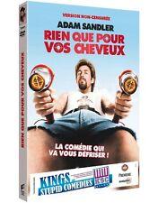 DVD *** RIEN QUE POUR VOS CHEVEUX *** avec Adam Sandler   ( neuf sous blister )