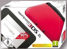 Nintendo 3ds-consola XL #rot (con embalaje original)