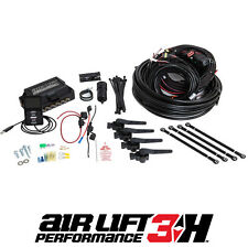 "AIRLIFT PERFORMANCE DIGITAL AIR RIDE MANAGEMENT SYSTEM 3H 3/8"" LINES 27695"