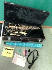 Yamaha YAS-23 Japan Alto Saxophone. Little Used! W/ Case, Strap, Reeds Nice One