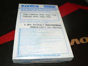 Konica Minolta Developer 950-754 Starter 7050 Force50 DP50 7060