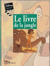 Le LIVRE de la JUNGLE illustrations Raconté par Ariane MORRIS Walt Disney 1993