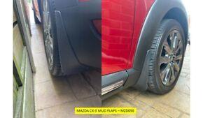 MAZDA CX-3 MUD FLAP WITH LOGO CAR SET YT- MZD050