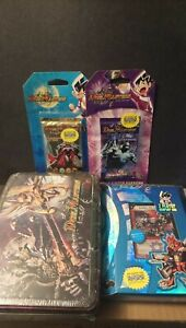 Duel Masters DM-01 To DM-04 Starter - Booster - Tin Lot