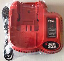 BLACK&DECKER FSMVC 9.6V-18V NiCD CHARGER