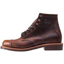 "CHIPPEWA BOOTS , ORIGINAL SMITH 1901G47  6"" TAN RENEGADE   USA  size 8.5 D"