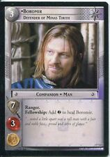 Lord Of The Rings CCG Card RotEL 3.P122 Boromir, Defender Of Minas Tirith