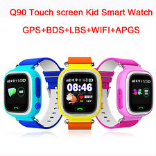 Original Smart Watch GPS tracker SOS Call Location Anti Lost Monitor Kids Child