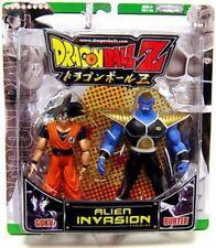 Dragon Ball Z Alien Invasion Goku vs. Burter Action Figure 2-Pack