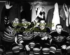 Jack Shill, Carl Voss, Cully Dalstrom and Mush March 8X10 PHOTO