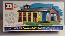 """BRITAINS """"riding stable"""" vintage farm 1/32° scale boxed  n°4719"""