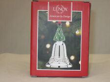 "Lenox Tree Bell Ornament 3"" 869544 (New In Original Lenox Box)"