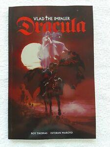 Dracula: Vlad The Impaler (IDW, 2021) 9.2 NM- TPB