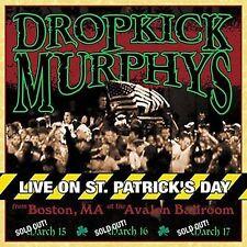 Live on St. Patrick's Day From Boston, MA by Dropkick Murphys (Vinyl, Sep-2002, Epitaph (USA))