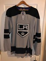 LOS ANGELES KINGS size 54 = XL Alternate Style ADIDAS NHL JERSEY Retail $180