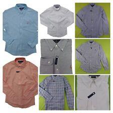 Polo Ralph Lauren Men's Oxford Shirt Slim Fit Stretch Button-Down Long Sleeve