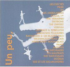 UN PEU compilation visa CD (#1758) punk francais PKRK EJECTES GOGOL 1er MALFRATS