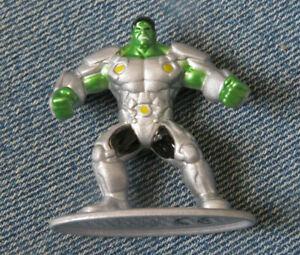 Jada Nano Metalfigs LOOSE Marvel's Armored Hulk (99890) Figure