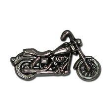 "5400-RC 1 1/2"" Antique Nickel Biker Motorcycle Rivet Back Concho"