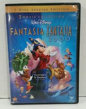 WALT DISNEY's Fantasia/Fantasia 2000 Anthology (DVD 2010 2-Disc Special Edition)
