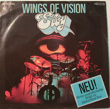 """ELOY - WINGS OF VISION 7"""" SINGLE (F886)"""