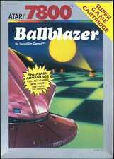 BALLBLAZER Atari 7800 NEW in Box NEW OLD STOCK