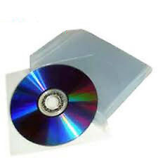 4 DVD -R VERBATIM VERGINI IN BUSTINA NUOVI