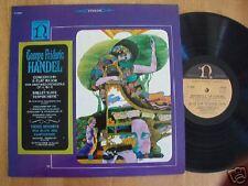 Ivaldi/Debost/Devos/Mildonian LP: Handel Sonatas,Ballet