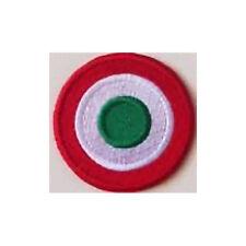 [Patch] COCCARDA COPPA ITALIA calcio diam. cm 3 toppa ricamata ricamo -261
