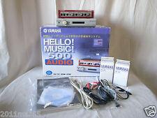 Yamaha MU500 tone generator & UW500 HELLO! MUSIC! 500 SET BOX MU2000/MU1000