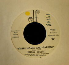 Bobby Russell Elf DJ 70031 Better Homes and Gardens and Summer Sweet