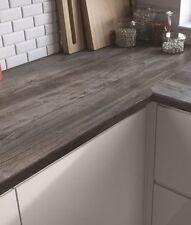 Mountain Vintage OAK Kitchen Worktop Laminate Effect 3mx600mmx40mm