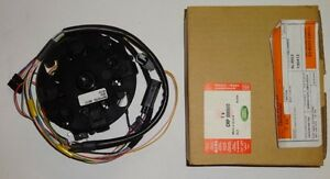 GENUINE RANGE ROVER LEFT HAND SIDE NEW MIRROR MOTOR WITH MEMORY CRP000080
