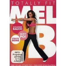 "MEL B. ""TOTALLY FIT"" DVD FITNESS NEU"