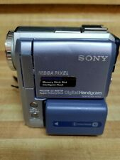 "Sony Dcr-Pc105 MiniDv Handycam Camcorder with 2.5"" Swivel Lcd"