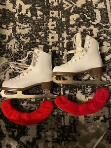 JACKSON GLACIER 120 Girls Figure Skates