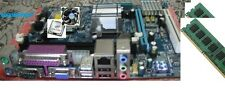 Intel G31 (915) MotherBoard + Core 2 Duo 2.93 GHZ+ 2GB DDR2 Ram Free Fan