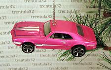 1967 PONTIAC FIREBIRD 400 '67 CHRISTMAS TREE ORNAMENT Pink XMAS