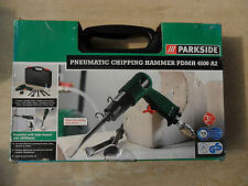 PARKSIDE PNEUMATIC CHIPPING HAMMER PDMH 4500 A2 BRAND NEW UNOPENED BOX BARGAIN