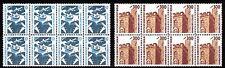 Germany / Berlin - 1988 Definitives sights - Mi. 798-99 Bl/8 MNH