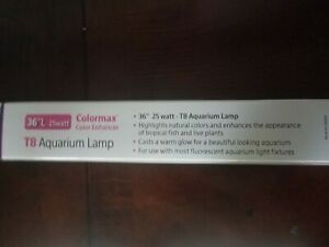 "T8 Aquarium Lamp 36"" 25 Watt"