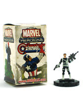 Marvel Heroclix Captain America Nick Fury #207 Gravity Feed Figure New with Card